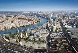 A picture of Nine Elms