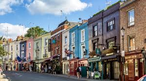 A picture of Notting Hill