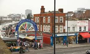 A picture of Shepherds Bush