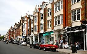 A picture of St Johns Wood
