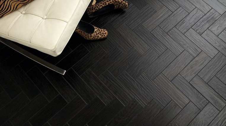 Black oak karndean floor
