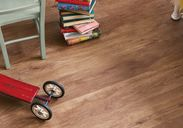 Fired Earth luxury vinyl flooring
