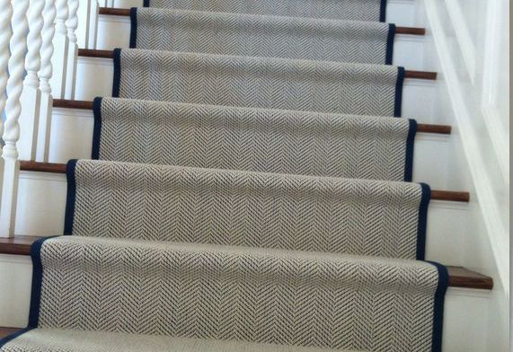 Handmade Stair Runners Kensington W8 Hall Runner